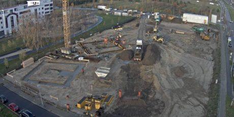 Verfolgen Sie den Baufortschritt über unsere Webcam!