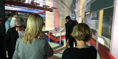 Wie lassen sich später Ideen und in Future Living® Berlin umgesetzte Lösungen kommunizieren?