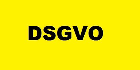 DSGVO - Einhaltung essentiell