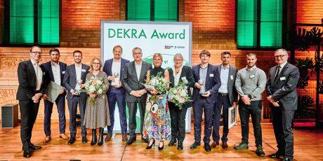 """DEKRA Award """"Sicherheit zu Hause"""" für Future Living® Berlin"""