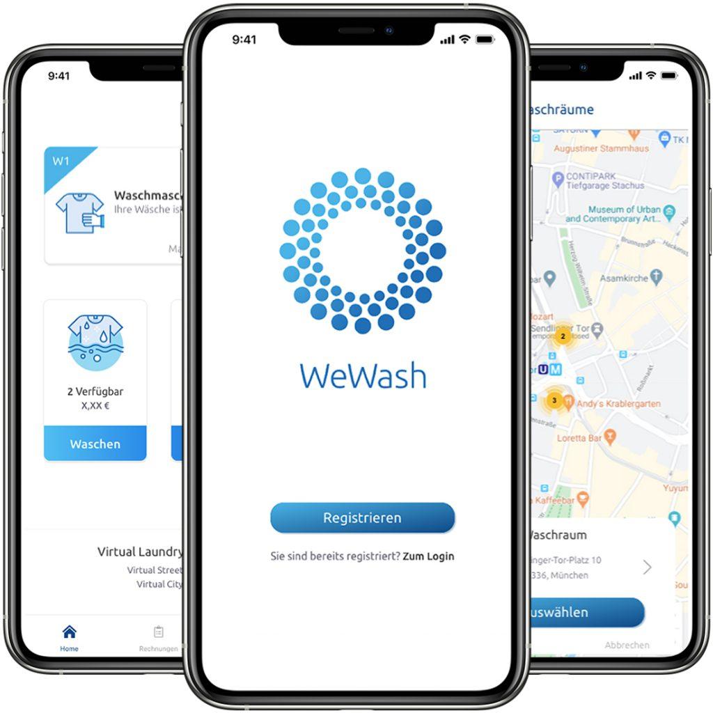 WeWash_App