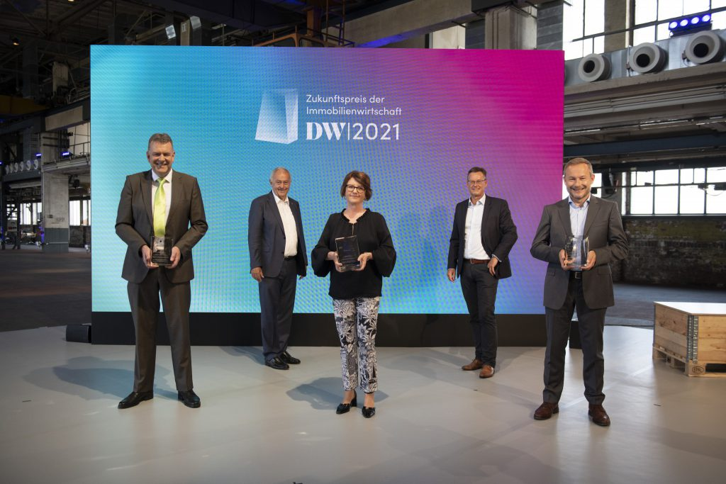 Zukunftspreis 2021 – 3 Preisträger